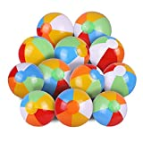Best Funs For Parties - Inflatable Beach Ball,SYZ Pool Party Balls Rainbow Clorlor Review