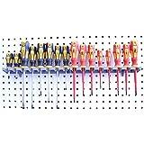 Screwdriver Organizer | MLTOOLS 8 Tool V-Slot Screwdriver Organizer | Made in USA | VS8226 x 2