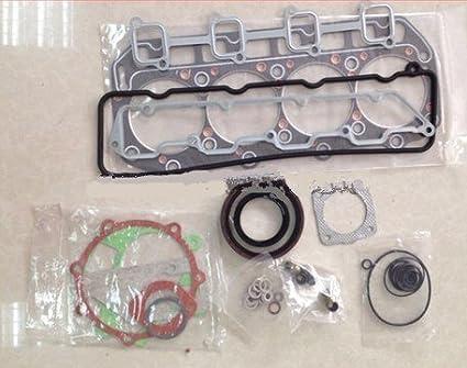 GOWE kit completo de juntas para piezas de motor Yanmar 4TNE98 kit completo de juntas con junta de culata 29903-92690 para carretilla elevadora