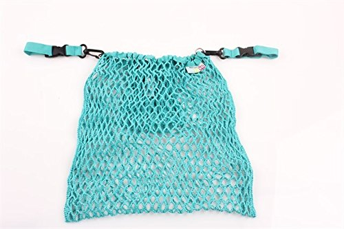 Stroller mesh bag, net storage bag, lightweight Baby Bag Organizer. great way to carry all your on-the-go baby essentials. Easily attaches to the back of any stroller by DABADA (Image #2)
