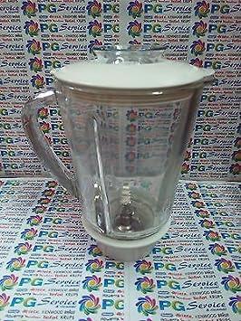 Ariete Jarra de cristal + cuchilla base para batidora Blendy Metal 0561 561: Amazon.es: Hogar