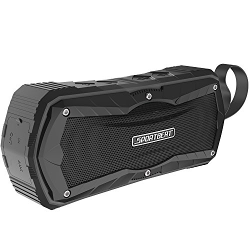 (Encased SportBeat Wireless Bluetooth Speaker)