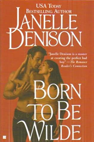 book cover of Born to Be Wilde
