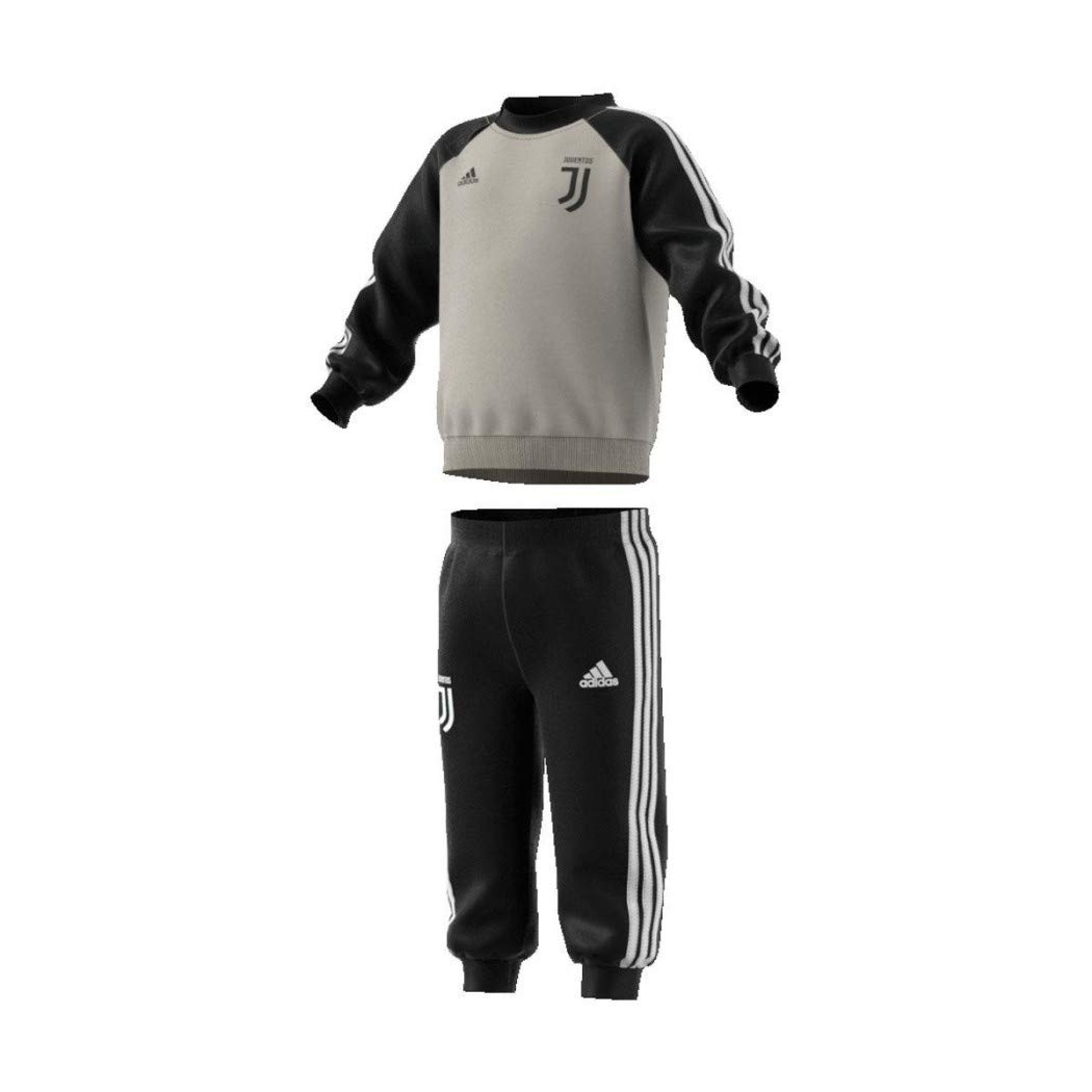adidas Juventus Baby Jogger Infant Cotton Tracksuit 2018-2019 (9-12 Months 80cm) by adidas