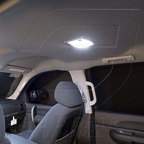 Optix TGP White 36 LED SMD Panel Light Bulb for Dome Light Application 2002-2012 Chevrolet Avalanche (ALL)