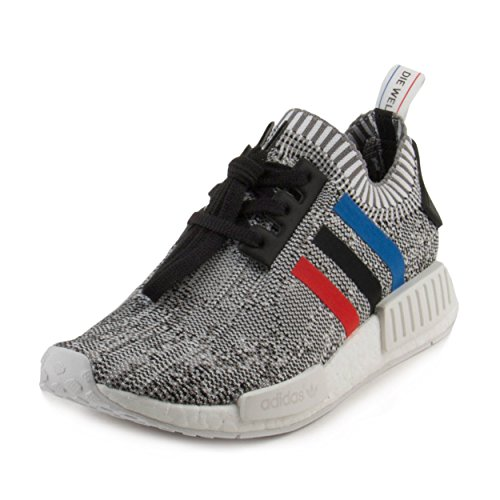 MEN'S ADIDAS ORIGINALS NMD_R1 PRIMEKNIT TRI COLOR (8 D(M) US)