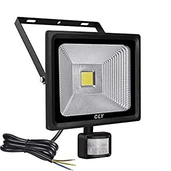 Floodlights De.soul Motion Sensor Led Flood Light 10w 30w Waterproof Ip65 Reflector Floodlight Lamp Exterior Spots Outdoor Light