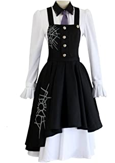 Amazon.com: Anime Tojo Kirumi disfraz de uniforme de Maid ...