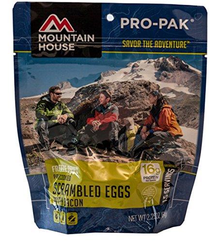Mountain House Scrambled Eggs with Bacon Pro-Pak