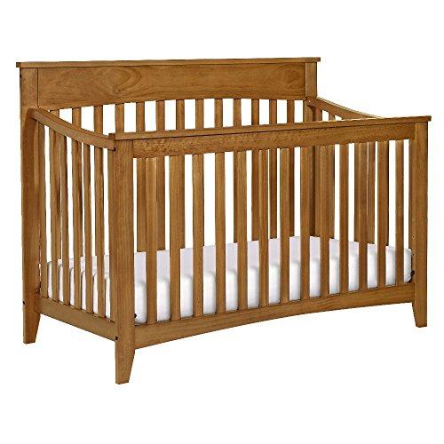 DaVinci Grove 4-in-1 Convertible Crib in Chesnut Finish