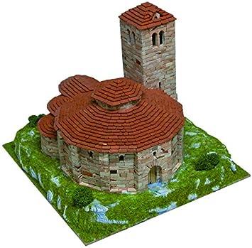 Iglesia de la Vera Cruz - Segovia - España - Aedes Ars 1105: Amazon.es: Juguetes y juegos