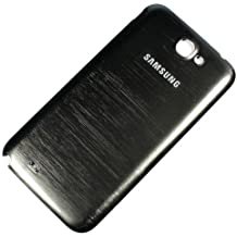 Battery Back Door Cover Replacement for Samsung Galaxy Note II 2 N7100 - Titanium Gray