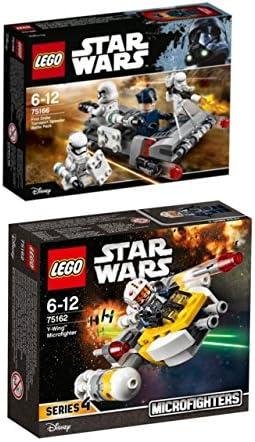 Lego® Star Wars Set – 75166 First Order transporte Speeder Battle ...
