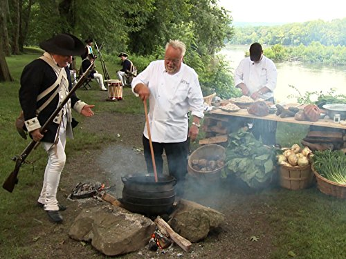 Washington's Crossing Pepperpot Soup