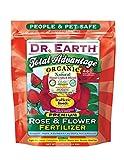Dr. Earth Total Advantage Rose & Flower Fertilizer 4 lb