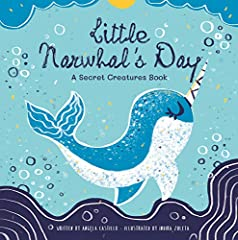 Explore the secret creatures of the Arctic Circle along with Little Narwhal and his friend, Little Beluga. Bright pictures and fun characters capture the imagination while teaching about animals of the snow and ice.Perfect for beginning early...