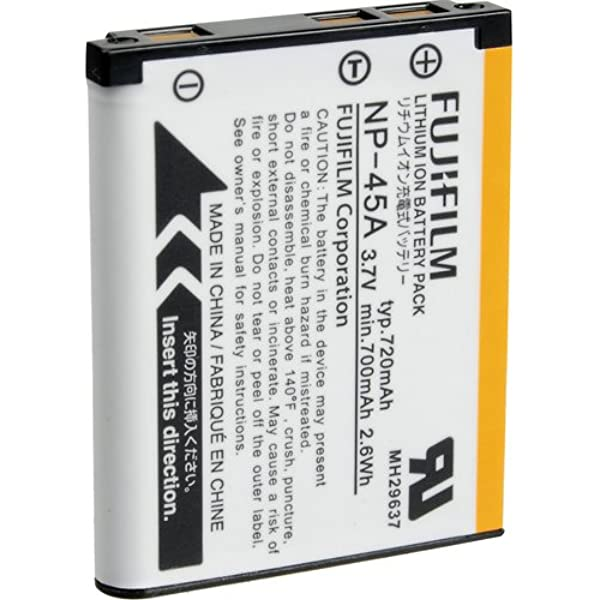 Bateria para Fuji FinePix j120 j150 z300