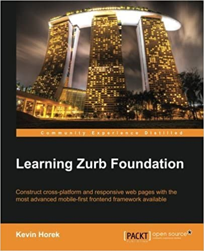 Learning Zurb Foundation by Kevin Horek
