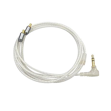 Earphone Accessories Original Cable For Ath A2dc Jack Headset Cables Ls200 Ls300 Ls400 Ckr90 Ckr100 Earphone Ls70 Cks1100 E40 E50 E70 Headphone Wire