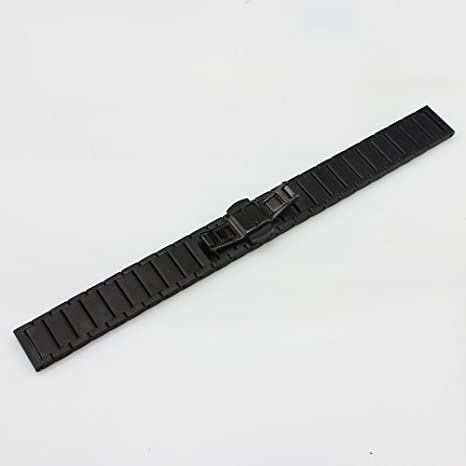 Amazon.com: Pinhen Huawei Talkband B3 Milanese Stainless Steel Replacement Watch Band Strap Geniune Leather Band Wrist for Huawei B3 Talkband (B3 Stainless ...