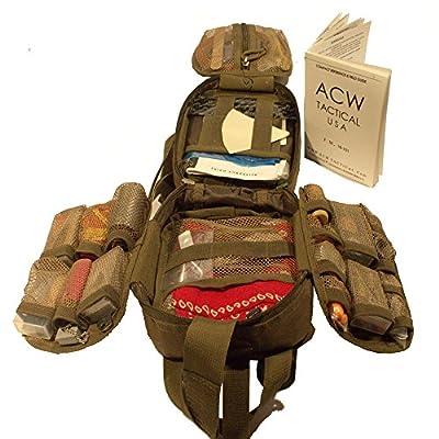 Survival Kit Utility Kit Best EDC Bag Pack ACW Macgyver Ultimate