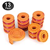 #6: YWTESCH Replacement Trimmer Spool Line for WORX