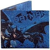 Dynomighty Men's DC Comics Ultra Thin Eco-friendly Tyvek Mighty Wallets