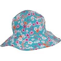 Baby Banz 40938 Banz 50+ UV Koruma Çift Taraflı Güneş Şapkası, Mavi