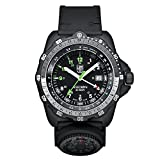 Luminox Men's 'Recon' Quartz Stainless Steel and Rubber Casual Watch, Color:Black (Model: A.8831.KM)