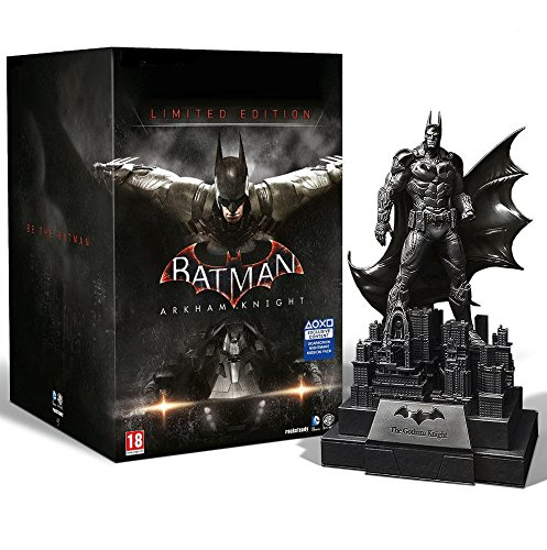 - Batman Arkham Knight Limited Edition (UK)