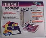 Maxell Super Disk Drive LS120 - Parallel Port
