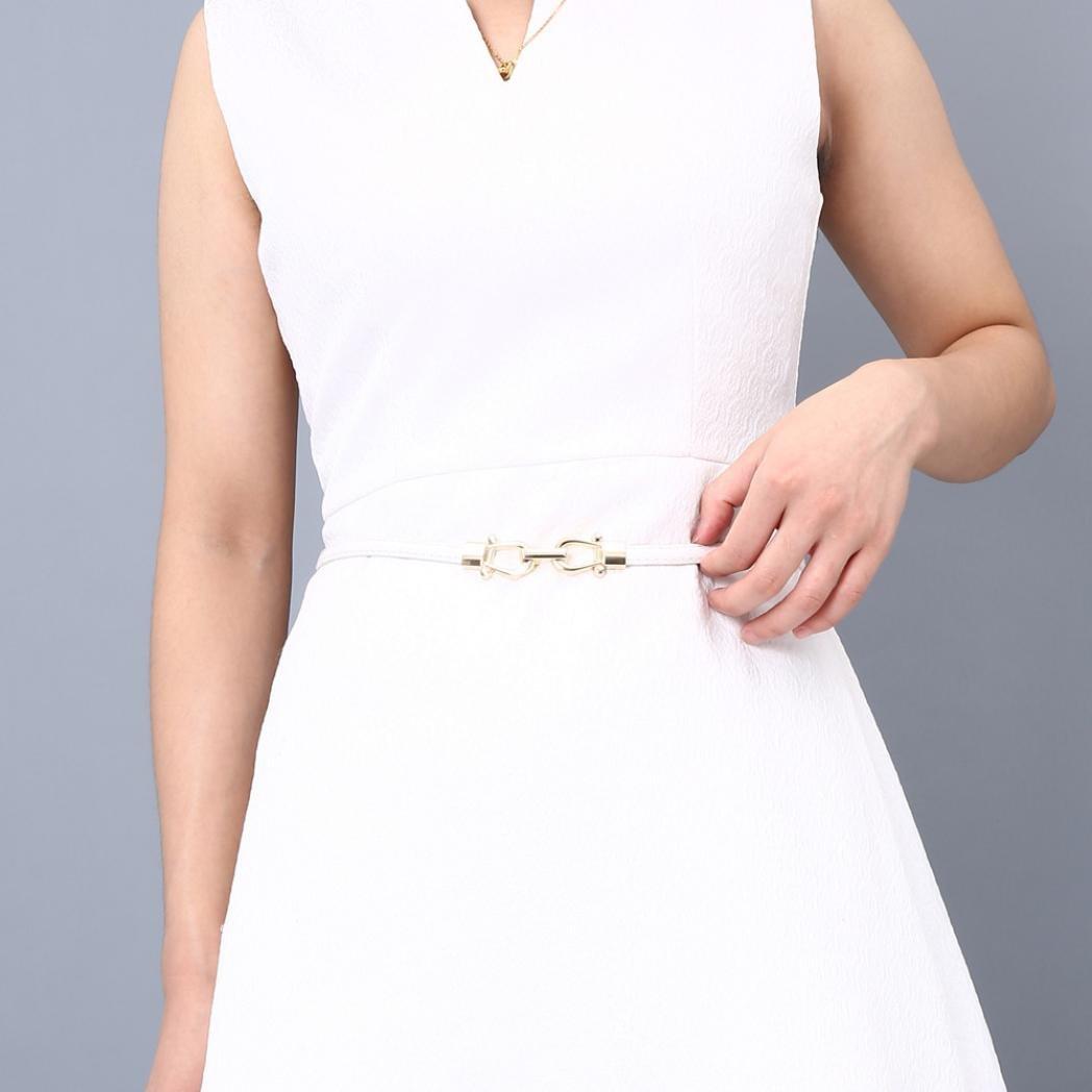 Cinturones De Moda Mujer AIMEE7 Cinturones De Mujer Para Vestidos  Cinturones Mujer Vaqueros Cinturones De Mujer Fina ... a0772dda8cfa