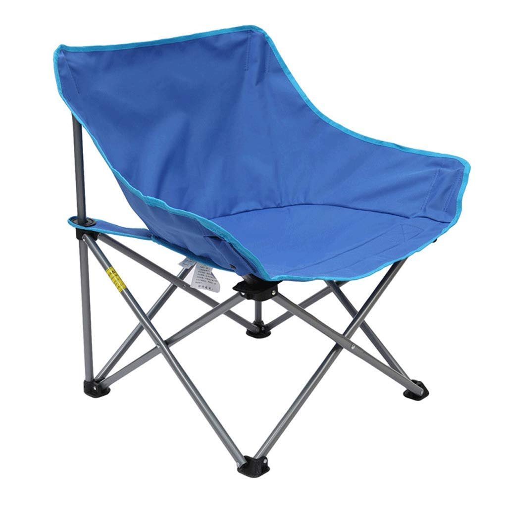 RXF Outdoor Klappstuhl Camping Angeln Strand Skizze Home Balkon Cool Ultra Light Tragbare Sitz (Farbe : 1 )