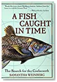 A Fish Caught in Time: The Search for the Coelacanth by Samantha Weinberg (2001-02-06)