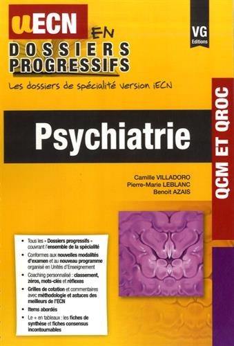 Télécharger Psychiatrie Pdf De Camille Villadoro Pierre Marie