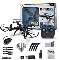 Littleice M39GW 2.4G 6-axis 4CH RC Reomote Control Quadcopter With HD Camera WiFi FPV Gyro Altitude Hold Drone