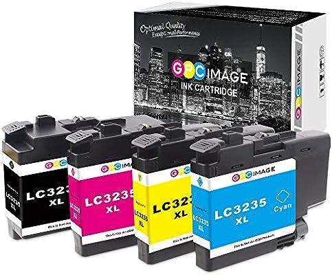 GPC Image LC3235 XL LC-3235 XL Compatible Cartuchos de Tinta ...