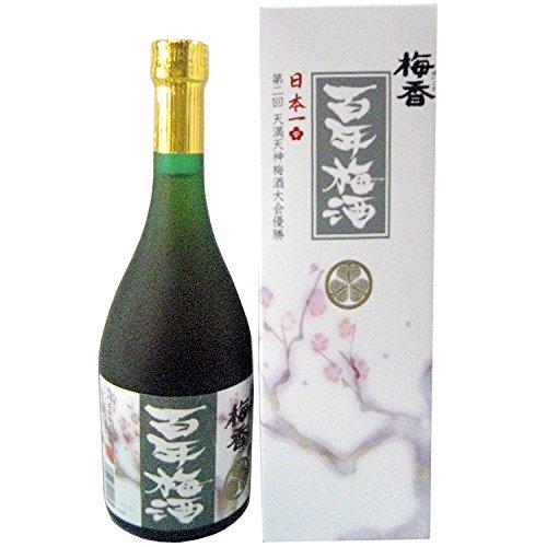 百年梅酒720ml