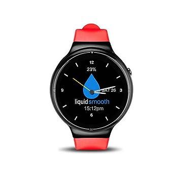 MTK6580 I4 Pro reloj inteligente reloj teléfono Android 5.1 3G Ram ...
