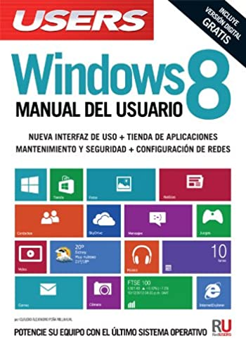 microsoft windows 8 manual del usuario spanish edition claudio rh amazon com windows 8 manual activation windows 8 manual and user guide