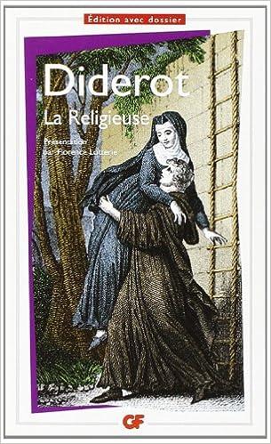 diderot la religieuse french texts