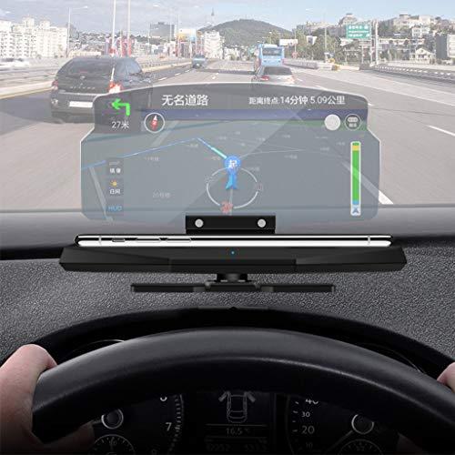 ZChun - Soporte para proyector GPS para Coche, Pantalla HUD ...