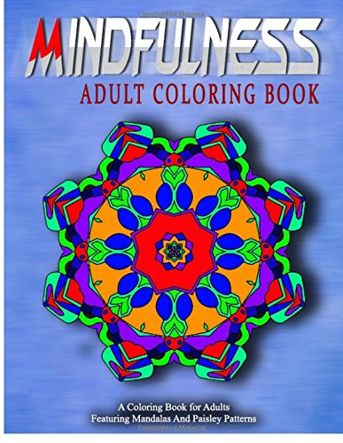 Read Online MINDFULNESS ADULT COLORING BOOK - Vol.20: women coloring books for adults (Volume 20) pdf
