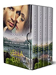 Weres and Witches of Silver Lake Box Set (Books 1-4)