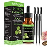 Best Eyebrow Growth Serums - Eyebrow Serum,EyeBrow Enhancing Serum,Eyebrow Growth Serum,Natural Eyelash Growth Review