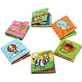 Baby buch Fühlbuch Knisterbuch Spielbuch Kuschelbuch Lernbuch Bildbuch Kinder englisch verschiedene Formen auswahl