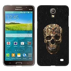 Stuss Case / Funda Carcasa protectora - Cráneo de Halloween Evil Death Metal - Samsung Galaxy Mega 2