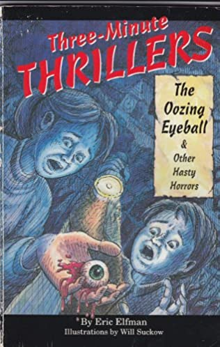 book cover of Three-minute Thrillers