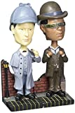 Star Trek: TNG Sherlock Holmes Bobble Heads-Set of 2