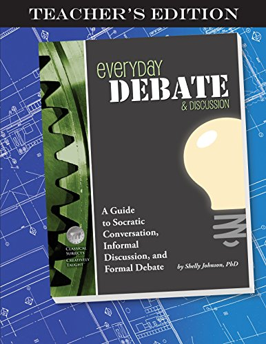 Everyday Debate & Discussion, Teacher's Edition